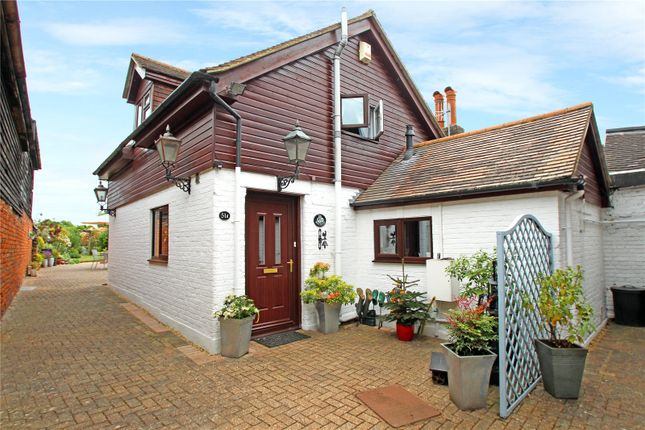 Thumbnail Link-detached house for sale in High Street, Edenbridge