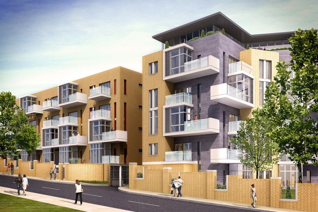 Thumbnail Maisonette for sale in Belmont Park, Blackheath