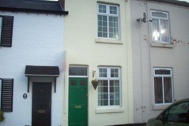 Thumbnail Terraced house to rent in Barrow Road, Sileby
