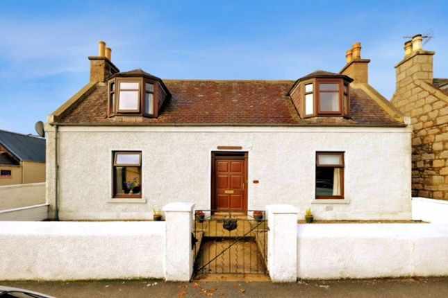 Thumbnail Cottage for sale in Constitution Street, Inverurie