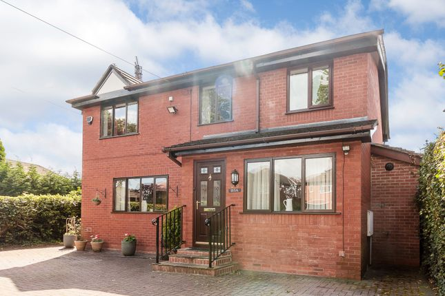Thumbnail Detached house for sale in Kingsbrook Road, Whalley Range/Chorlton, Manchester