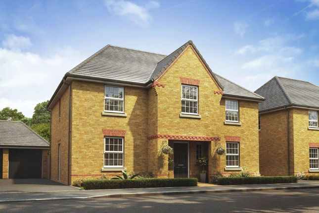 Thumbnail Detached house for sale in Anson Gardens, Off Hay End Lane, Fradley