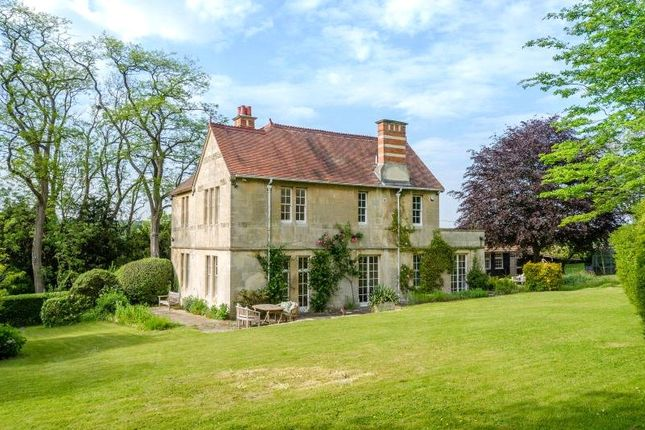 Thumbnail Detached house to rent in Bath Road, Box, Corsham, Wiltshire