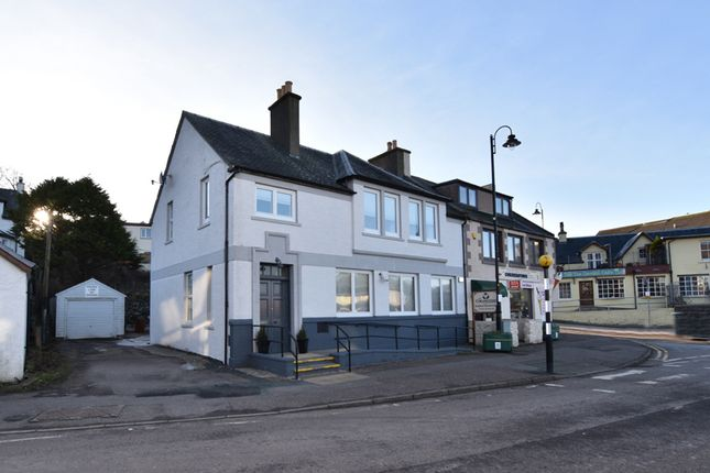 Thumbnail Town house for sale in Mallaig
