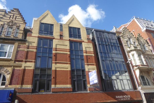 Thumbnail Flat to rent in Tamar House, Station Road, Reading