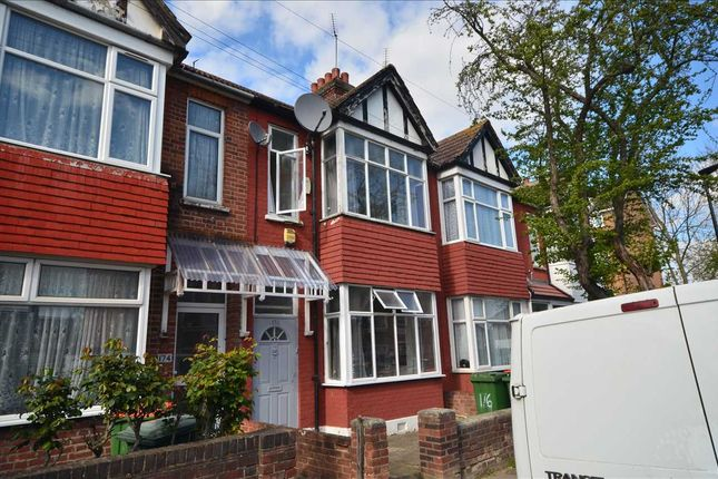 Thumbnail Terraced house for sale in Caledon Road, London