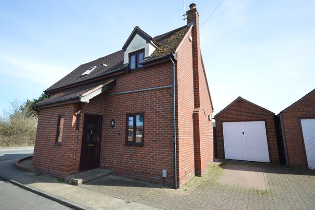 Thumbnail Detached house for sale in Fingringhoe Road, Colchester