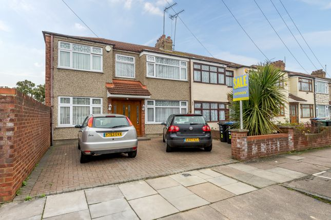 Thumbnail Semi-detached house for sale in Sedcote Road, Ponders End, Enfield