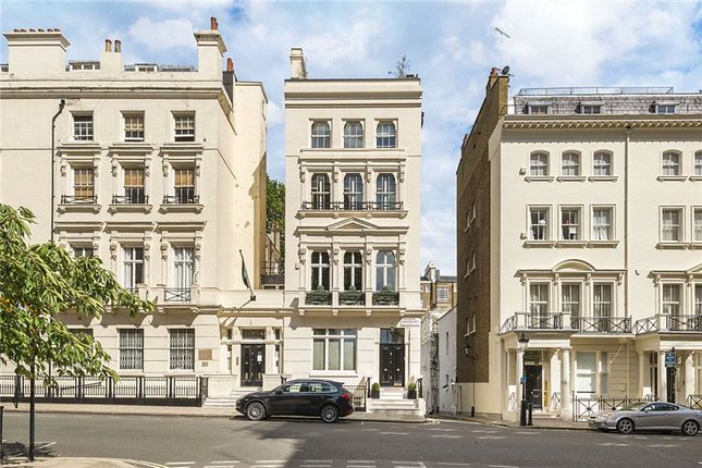 Thumbnail Semi-detached house for sale in Ennismore Gardens, South Kensington, London