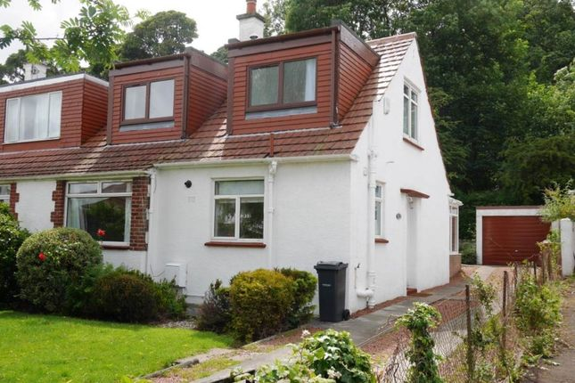 Thumbnail Semi-detached house to rent in Hillpark Avenue, Edinburgh
