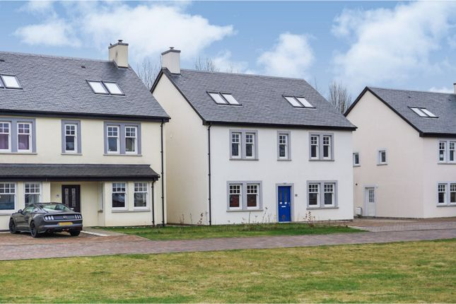 Thumbnail Detached house for sale in Swan Mews, Kilwinning