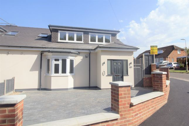 Thumbnail Semi-detached house for sale in Sunnybank Road, Potters Bar