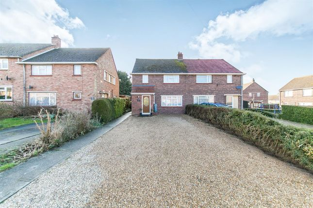 Thumbnail Semi-detached house for sale in Parker Way, Halstead