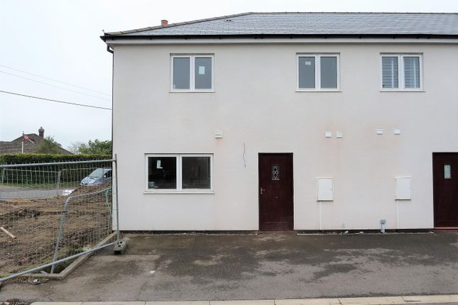 Thumbnail End terrace house for sale in Louth Road, Wragby, Market Rasen