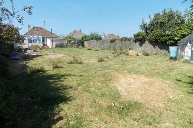 Thumbnail Land for sale in Margaret Avenue, St. Austell
