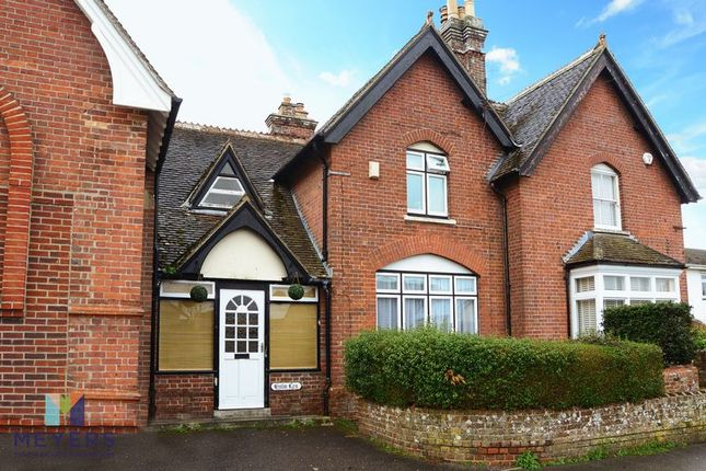 Thumbnail Terraced house for sale in High Street, Wool BH20.