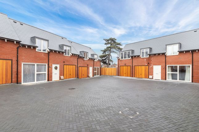 Thumbnail End terrace house for sale in Lode Lane, Solihull