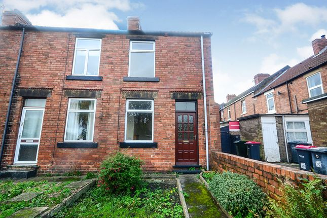 End terrace house for sale in The Square, Harley, Rotherham, South Yorkshire