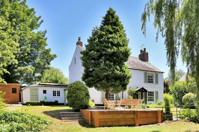 Thumbnail Detached house for sale in Mill Lane, Frisby On The Wreake, Melton Mowbray
