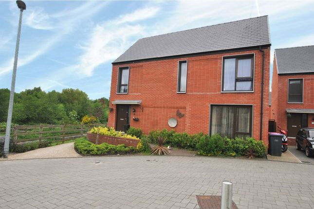 Thumbnail Detached house for sale in Glen Way, Ketley, Telford, Shropshire