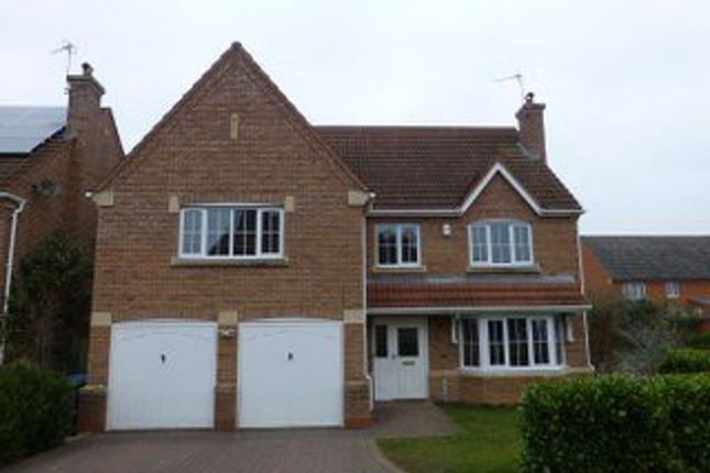 Thumbnail Detached house to rent in Gold Avenue, Cawston, Rugby
