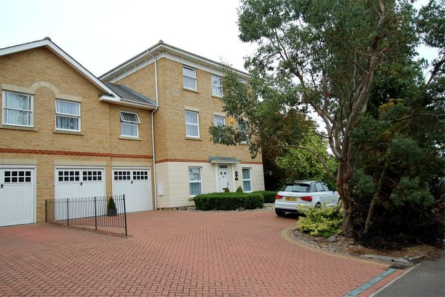 Thumbnail Semi-detached house for sale in Baynard Avenue, Flitch Green, Dunmow, Essex