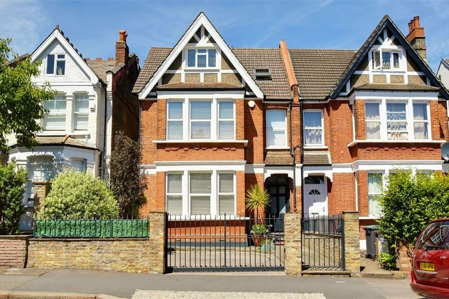 Thumbnail Semi-detached house for sale in Alexandra Park Road, Muswell Hill, London