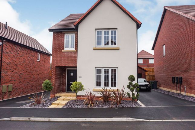 4 bed detached house for sale in Canyon Meadow, Creswell S80