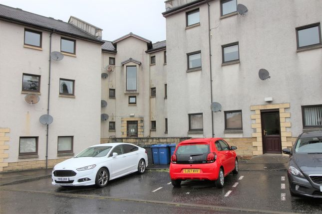 Rear View of Smithy Court, Main Street, Inverkip, Greenock PA16