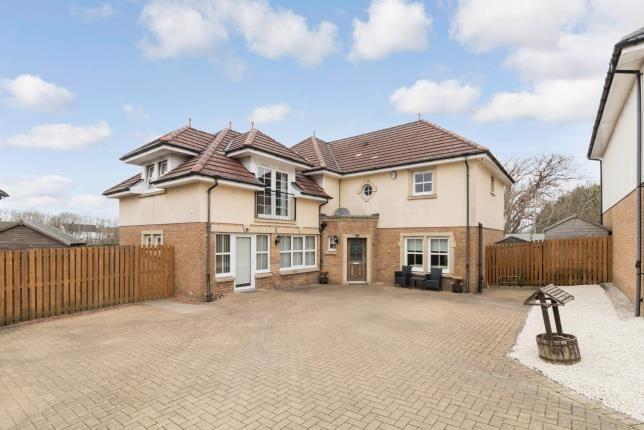 Thumbnail Detached house for sale in Newlandcraigs Drive, Elderslie, Johnstone