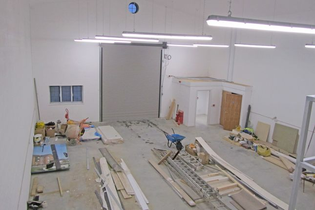 Thumbnail Light industrial to let in Unit 2 Windsor Business Centre, Crown Drive, Heathfield