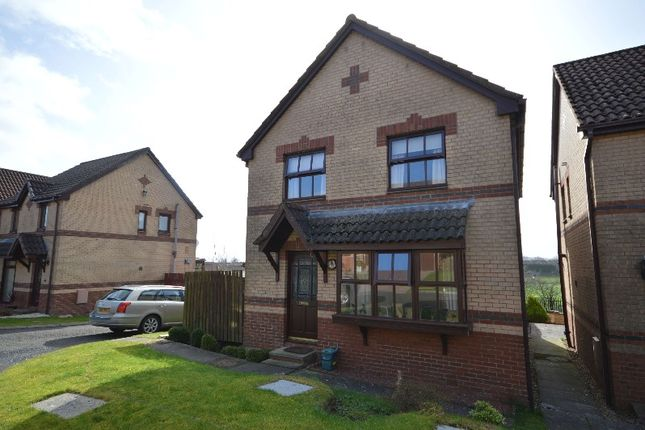 Thumbnail Detached house for sale in Keith Gardens, Broxburn, West Lothian