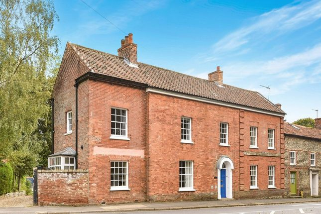 Thumbnail Semi-detached house for sale in Well Street, Docking, King's Lynn