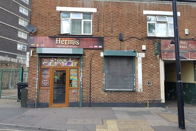 Retail premises for sale in 117 High St, Plaistow