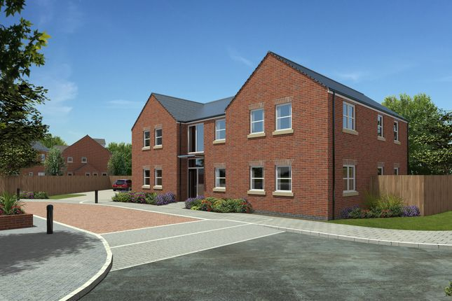 Thumbnail Flat for sale in Ainsworth Lane, Crowton