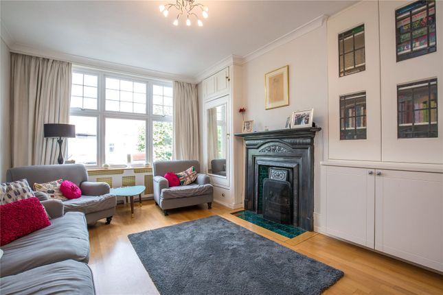 Thumbnail Flat for sale in Dollis Park, Church End, Finchley