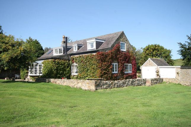 Thumbnail Detached house for sale in Ingoe, Newcastle Upon Tyne
