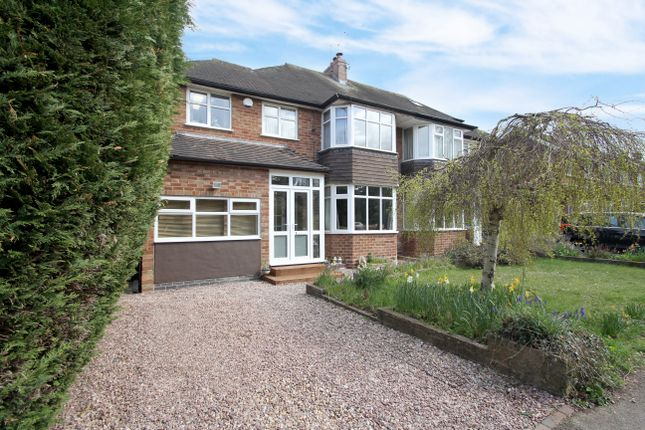 4 bed semi-detached house for sale in Kenilworth Road, Balsall Common, Coventry CV7
