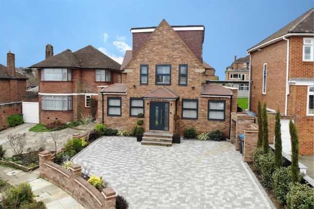 Thumbnail Detached house for sale in Curthwaite Gardens, Enfield