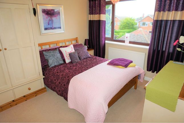Bedroom Two of Olympic Close, Glenfield LE3