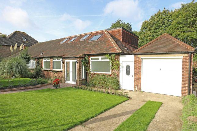 Thumbnail Semi-detached bungalow to rent in Ingleby Way, Chislehurst