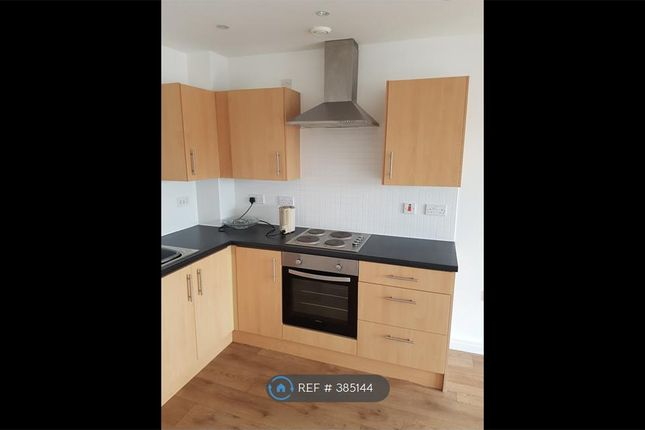 Thumbnail Flat to rent in St Crispin Court, Mansfield