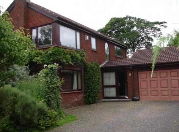 Thumbnail Detached house to rent in Sharoe Green Park, Preston