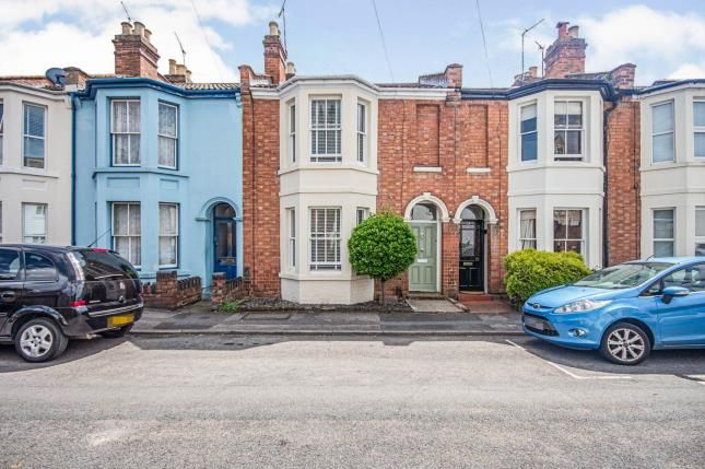 Thumbnail Terraced house for sale in Plymouth Place, Leamington Spa, Warwickshire, England
