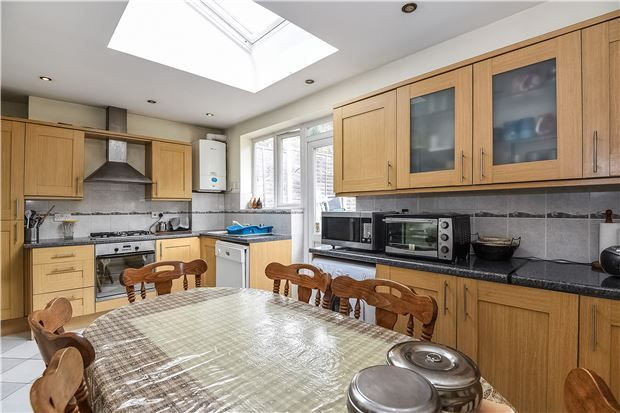 Thumbnail Terraced house for sale in Southcroft Road, London