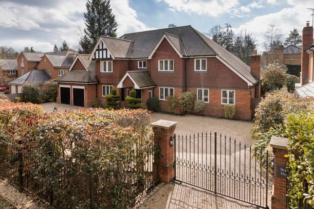 Thumbnail Detached house for sale in Charters Road, Sunningdale, Ascot
