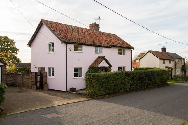 4 bed detached house for sale in Bartlow Road, Castle Camps, Cambridge