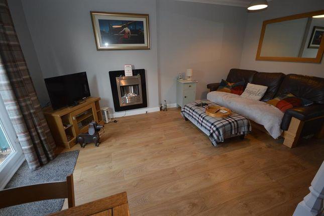 Lounge of Richardson Close, Broughton Astley, Leics LE9