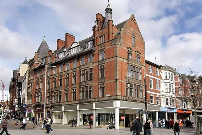 Serviced office to let in King Street, Nottingham