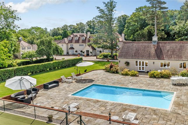 Thumbnail Detached house for sale in Lindsell, Dunmow, Essex